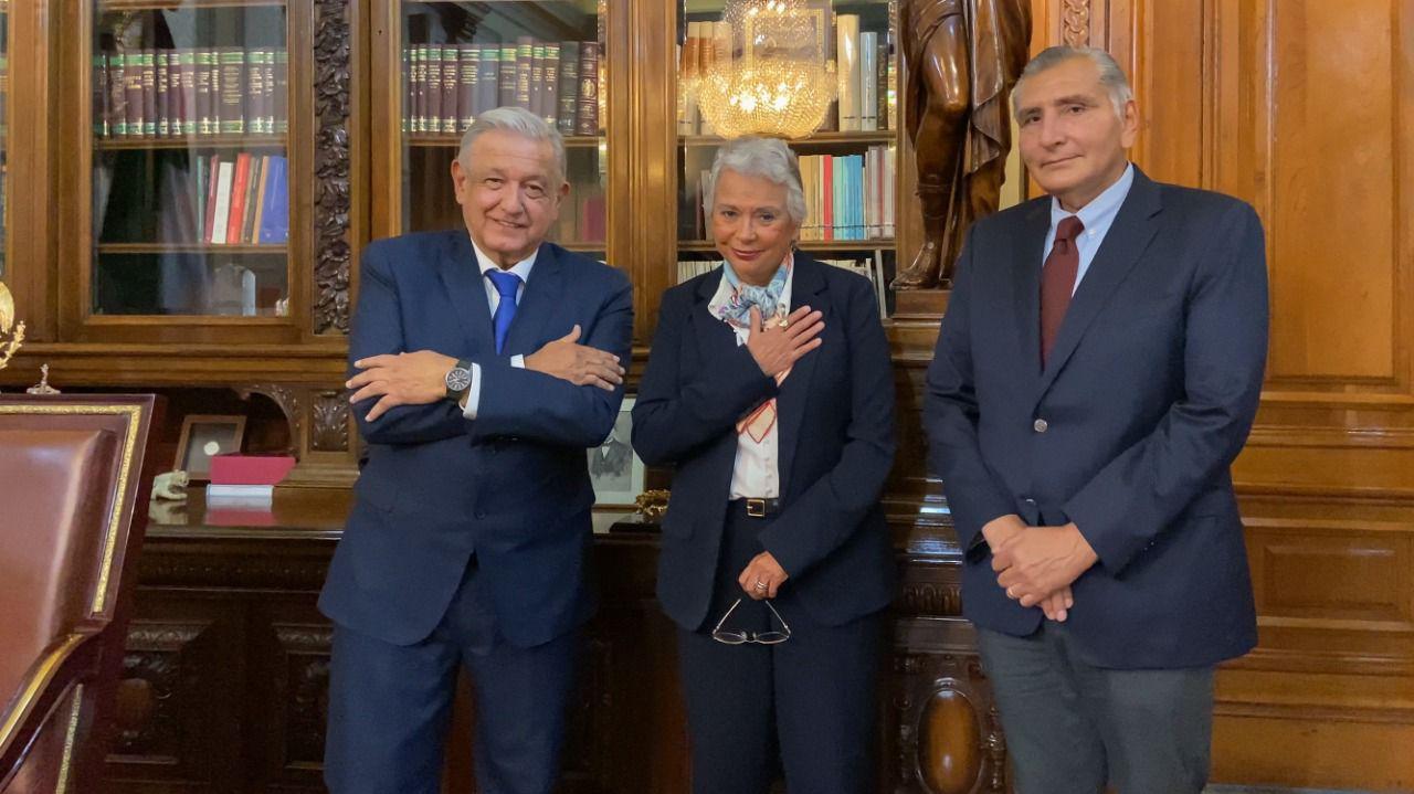 Adán Augusto López, gobernador de Tabasco, será el titular de Segob
