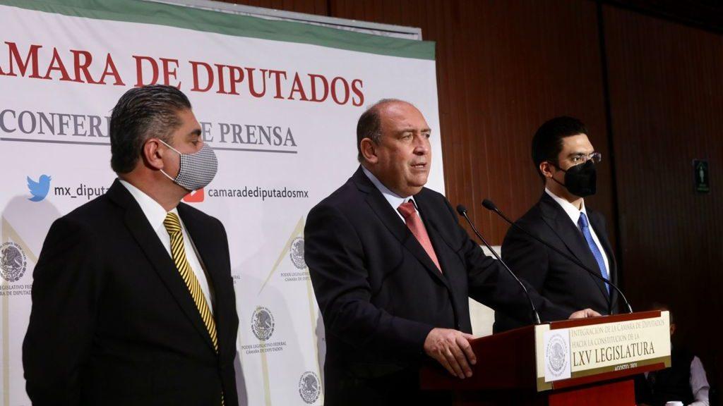 Si PRI avala reforma eléctrica se saldría de lo pactado con Va por México: PRD