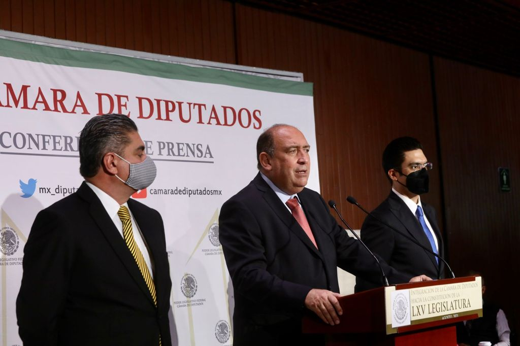 Se ponen de acuerdo, Va por México tendrá Jucopo, y Morena, Mesa Directiva