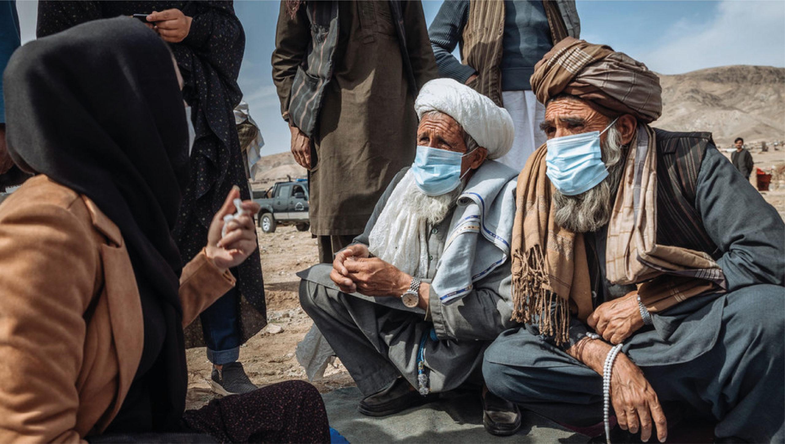 Afganistán solo tiene suministros médicos para una semana: OMS