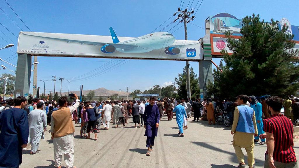 Aeropuerto de Kabul 2