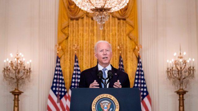 Joe Biden Afganistán