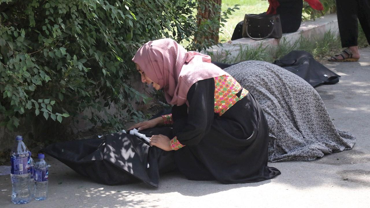 EU, en alerta por posibles ataques tras atentado en Kabul; suman 85 muertos