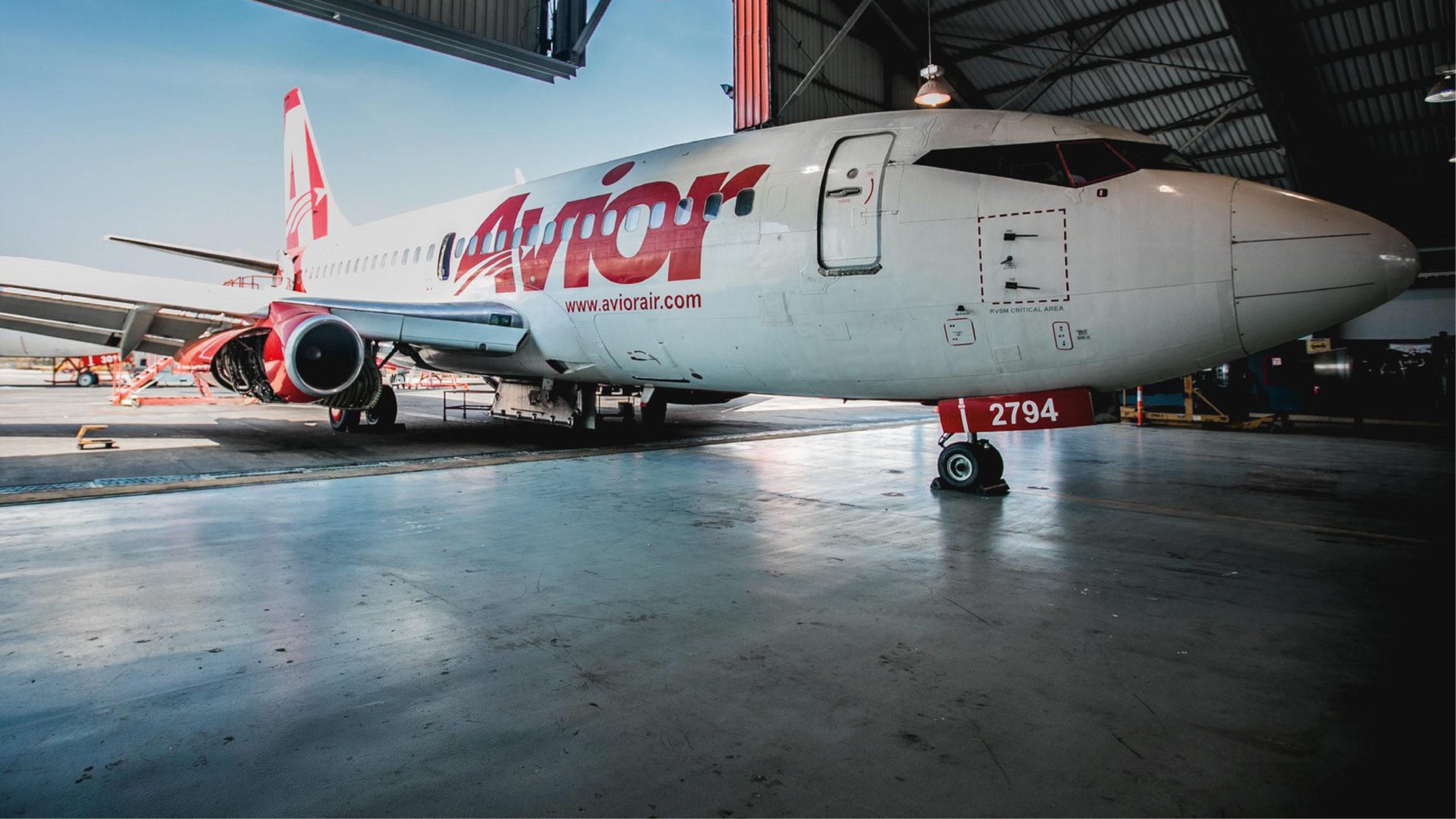 Suspenden vuelos de la aerolínea venezolana Avior a Cancún