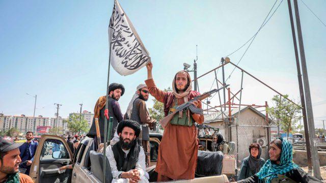 Afganistán talibanes