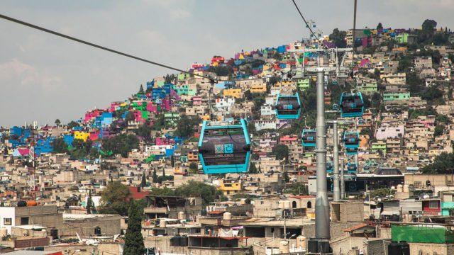 Cablebus Línea 2-1