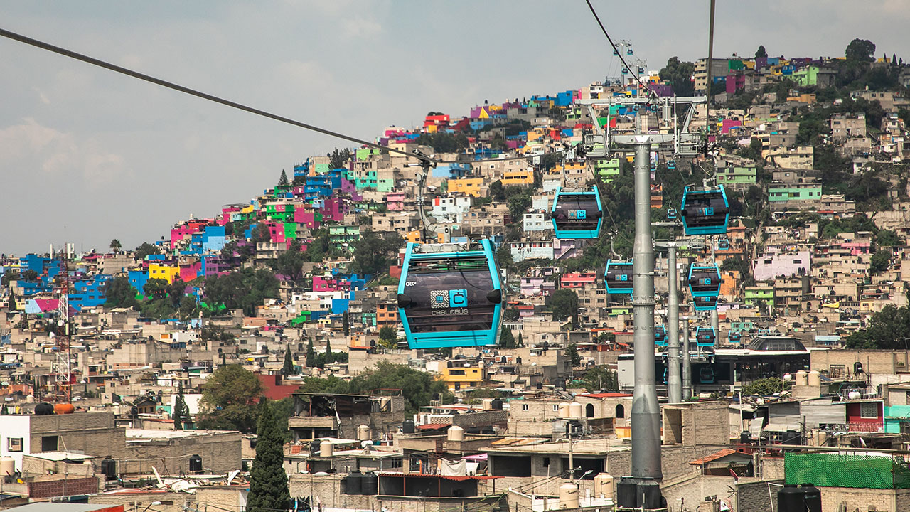 Cablebús establece récord Guinness como el teleférico urbano más largo del mundo
