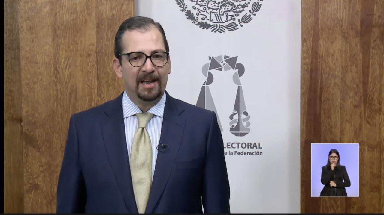 Vargas Valdez desconoce destitución ante TEPJF; llama a mantener orden constitucional
