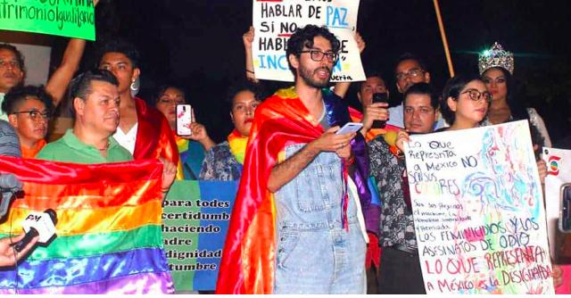 Marcha LGBT+ de Mérida Yucatán, 2019 / Foto: David Jiménez