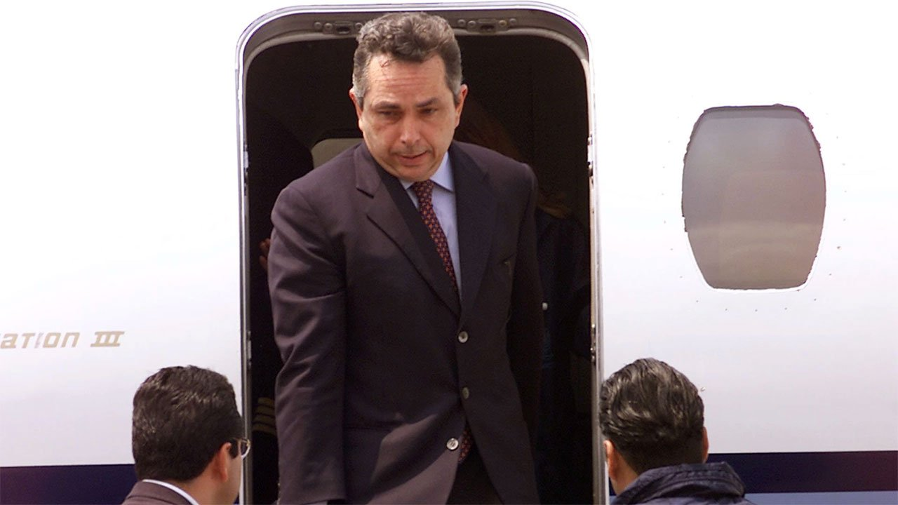 Alejandro del Valle espera recuperar su libertad, tras pago de Cabal Peniche