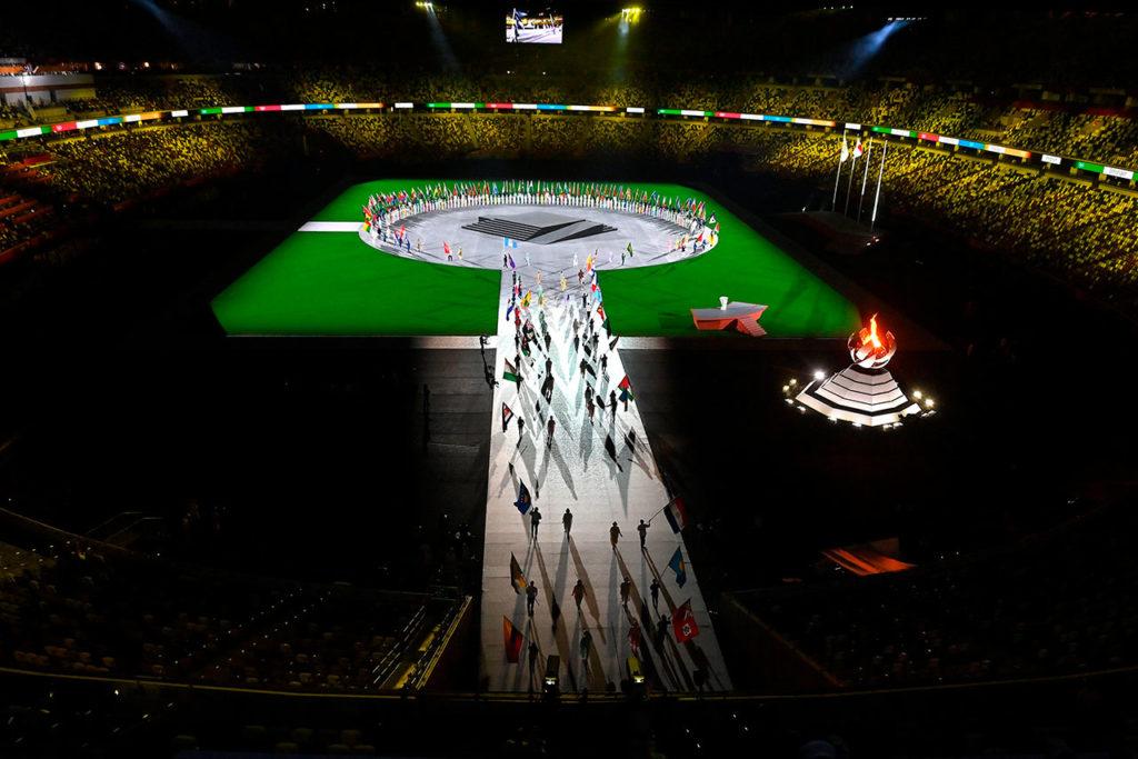 Clausura juegos olimpicos Tokio1