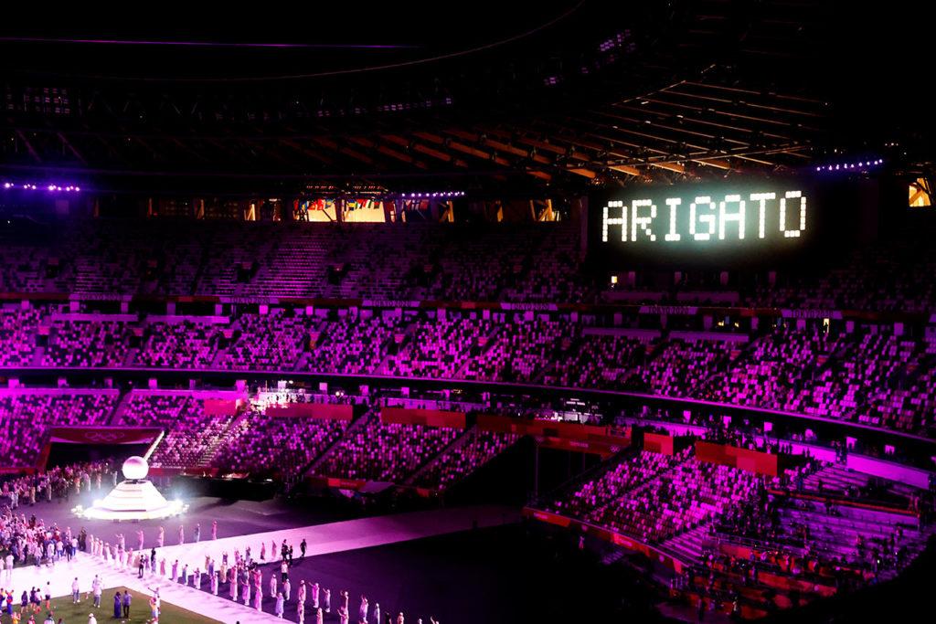 Clausura juegos olimpicos Tokio6