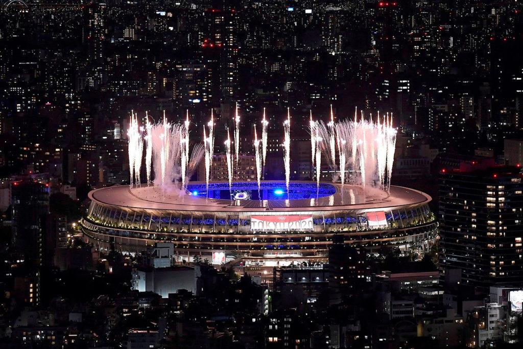 Clausura juegos olimpicos Tokio9