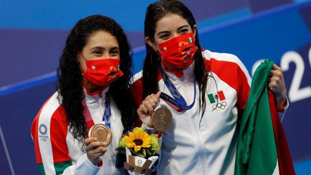 Gabriela Agúndez García y Alejandra Orozco