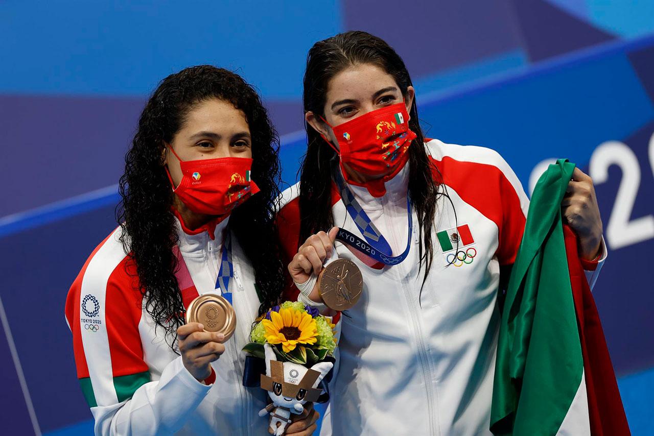 Mujeres olímpicas: las mexicanas más destacadas de Tokio 2020