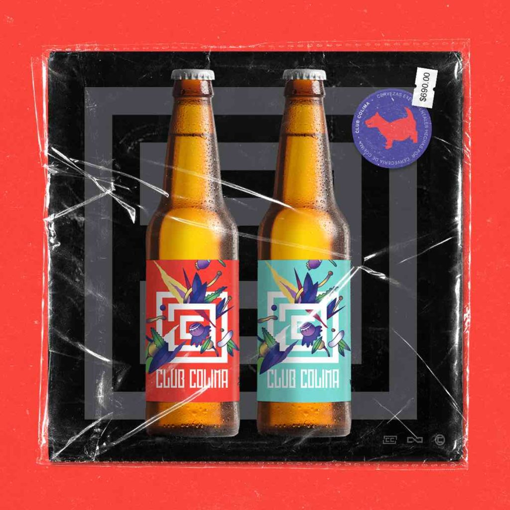 Club Colima Cerveza