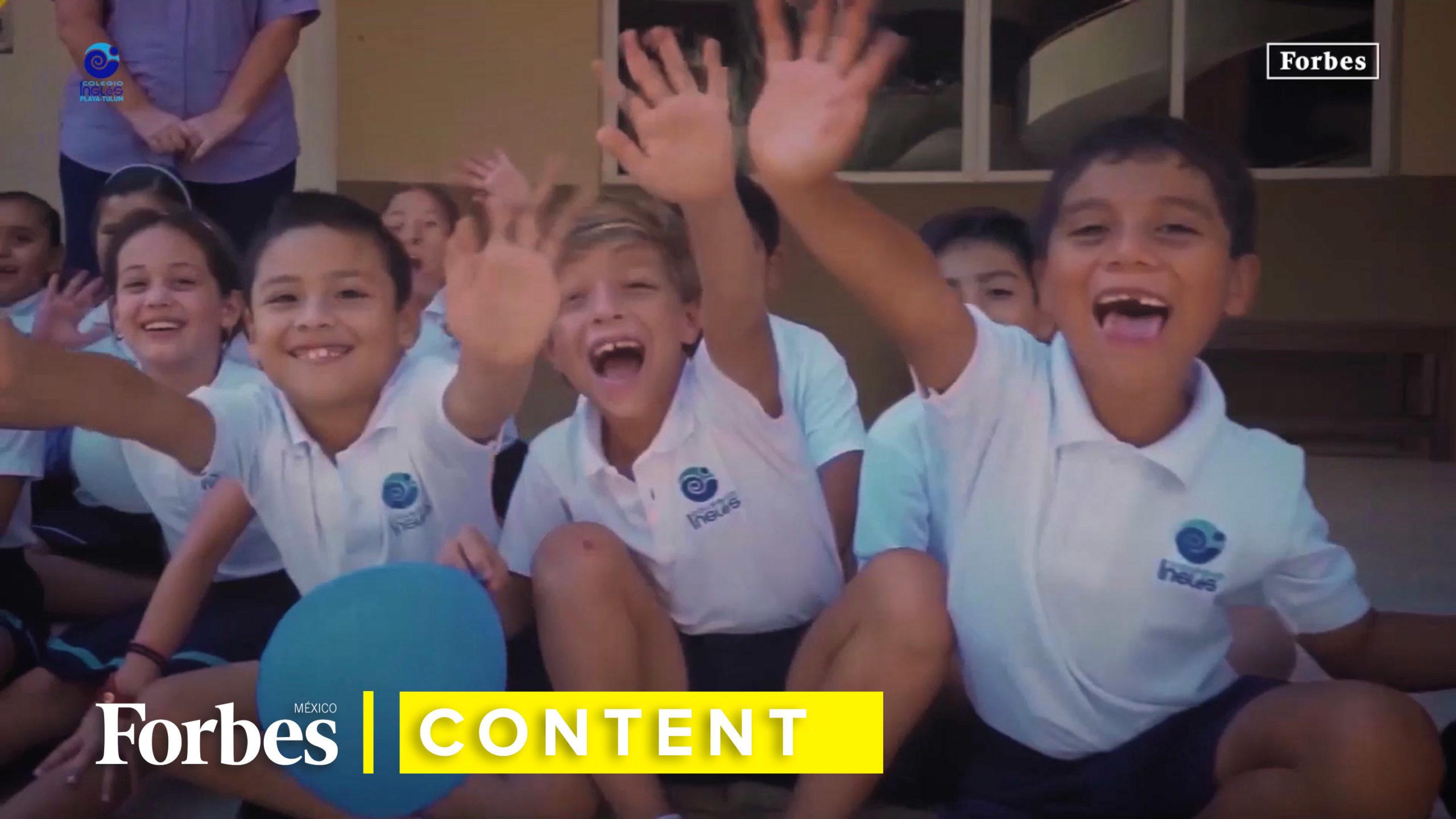Colegio Inglés Playa y Tulum: educación consciente para los líderes del mañana