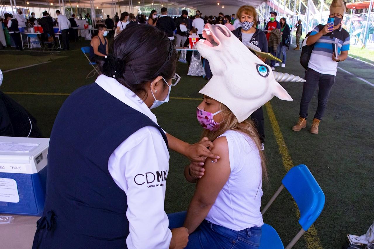 CDMX aplicará próxima semana vacuna contra Covid-19 en 8 alcaldías