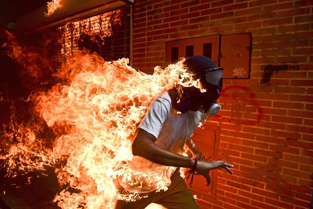 Día Mundial de la Fotografía: las mejores imágenes ganadoras del World Press Photo