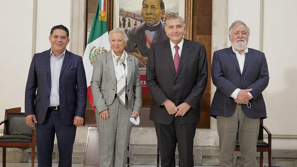 Adán López toma las riendas de la Secretaría de Gobernación