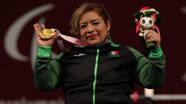 Amalia Pérez, deportista mexicana en Tokio 2020. Foto: Conade