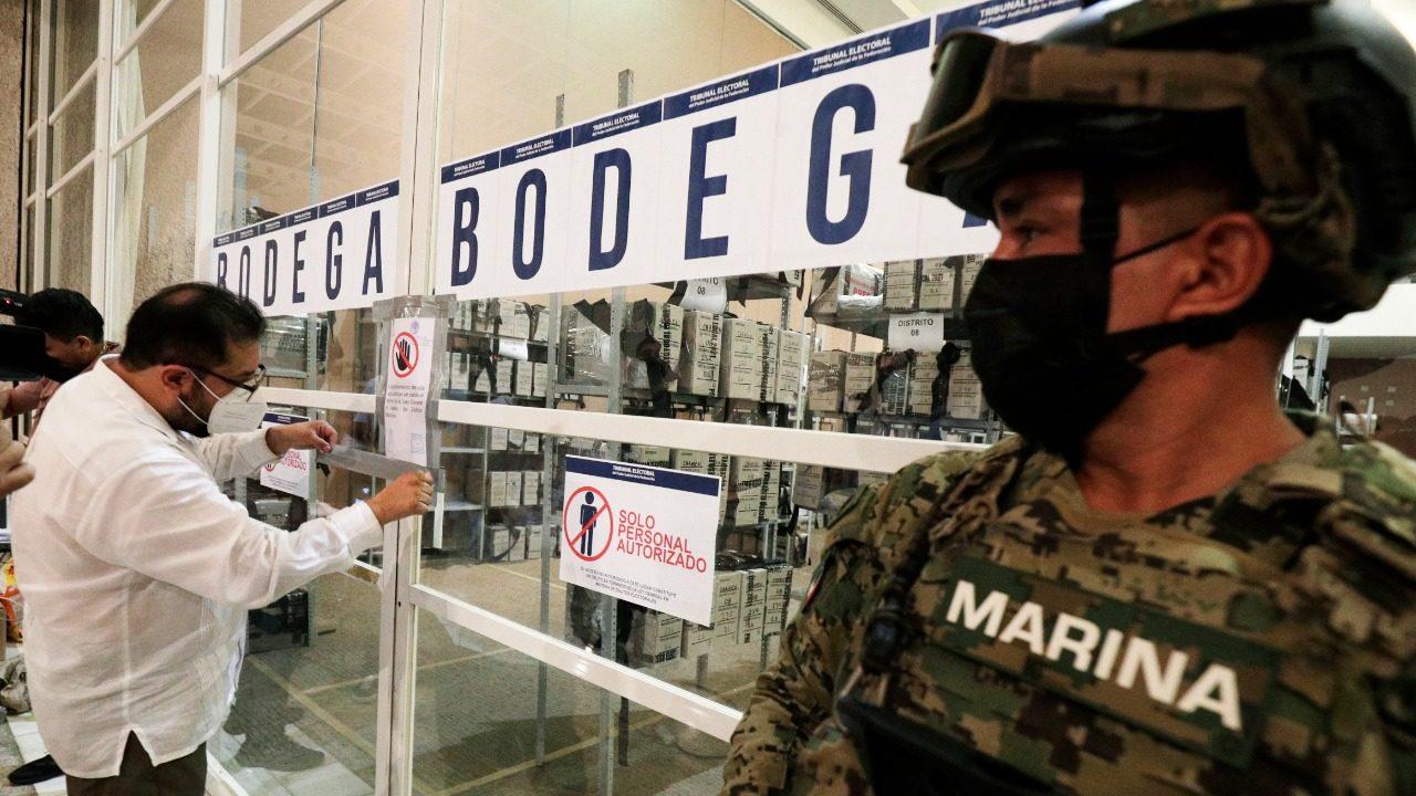 TEPJF arranca  recuento de votos en Campeche; prevén tardar 2 días
