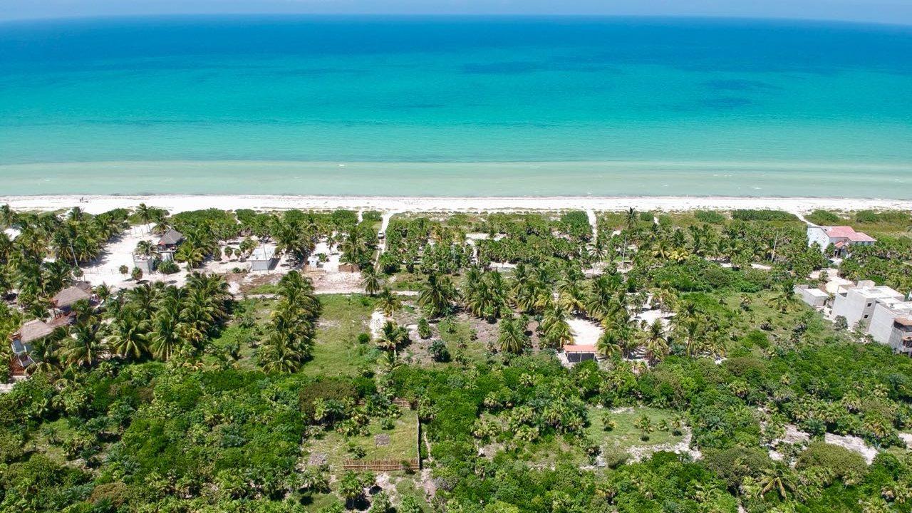 El Cuyo, el extremo más paradisiaco del Golfo de México