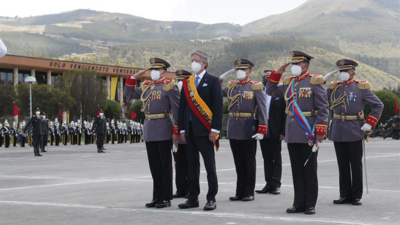 Ecuador declara estado de excepción por aumento de delincuencia