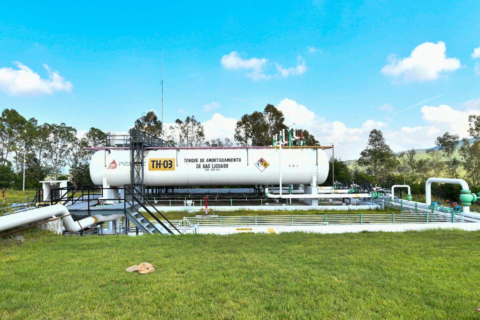 Gas Bienestar tendrá 6 plantas de distribución para pelear el mercado del gas LP de la CDMX