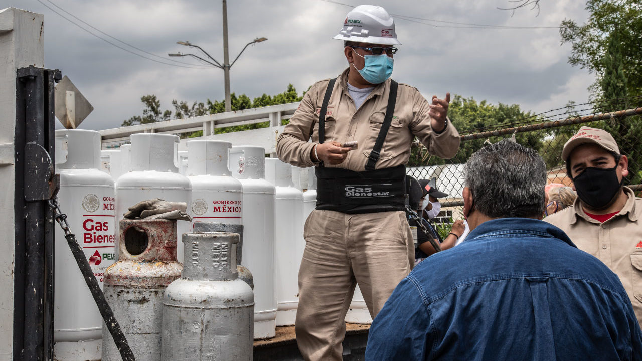 Gas Bienestar llega a Azcapotzalco; inicia fase de prueba