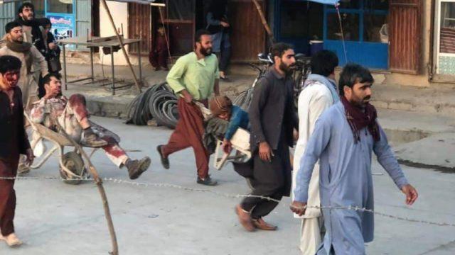 Más de una decena de muertos y 60 heridos tras atentado de Kabul
