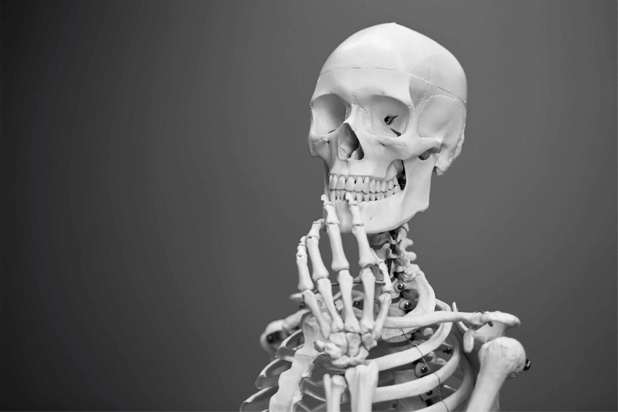 Contaminación por metales ya se refleja en nuestros huesos