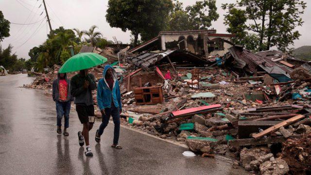 Fotogalería: ONU destina 8 millones a ayudar a personas afectadas en Haití