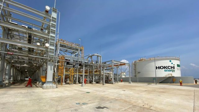 Hokchi Energy-Planta Procesamiento de Hidrocarburos