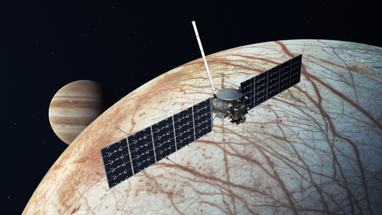 NASA y SpaceX explorarán luna de Júpiter ¿será el futuro hogar de los humanos?