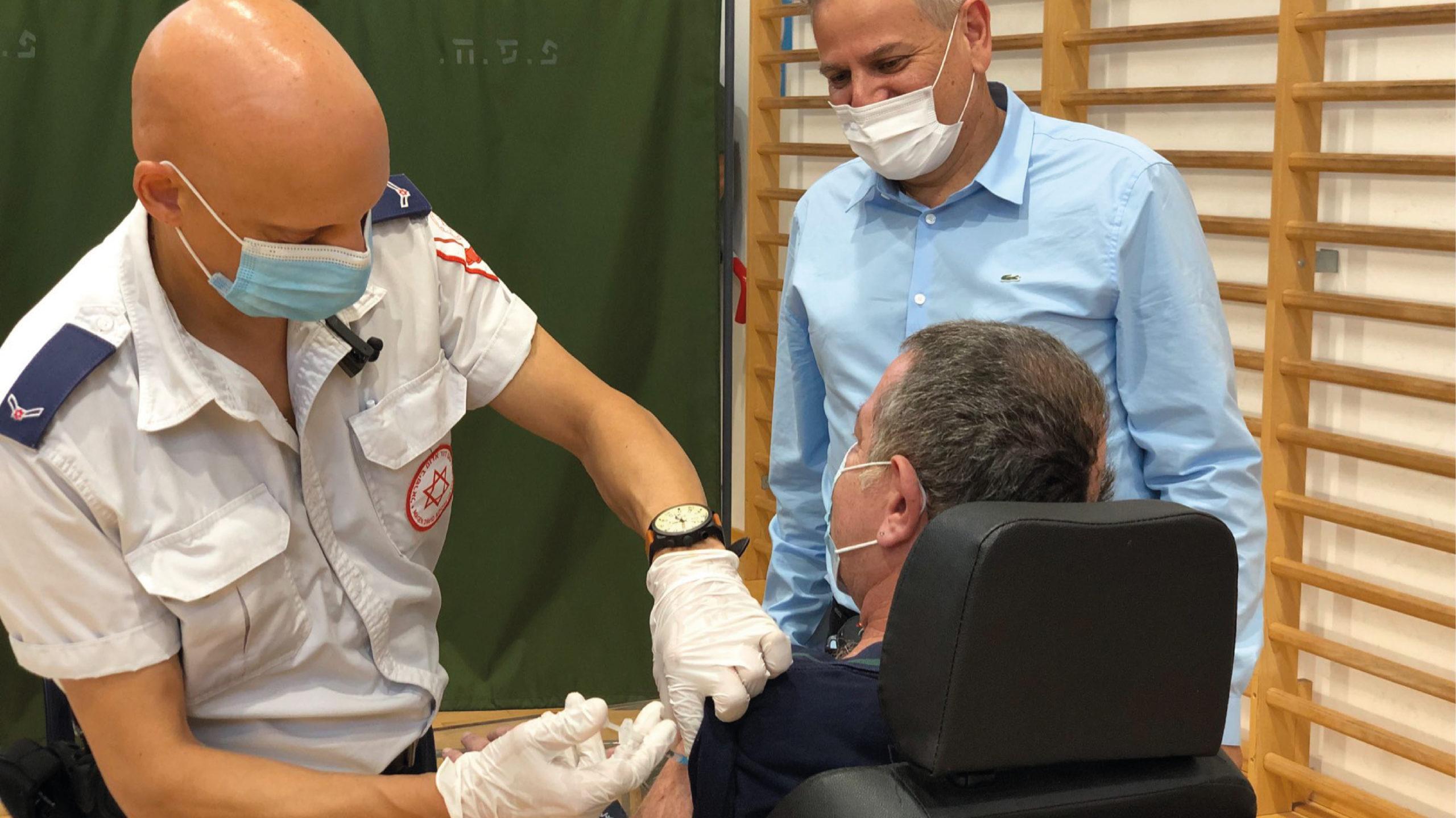 Israel autoriza tercera dosis de vacuna Covid-19 a mayores de 30 años