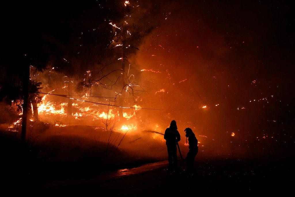Incendios Grecia 2