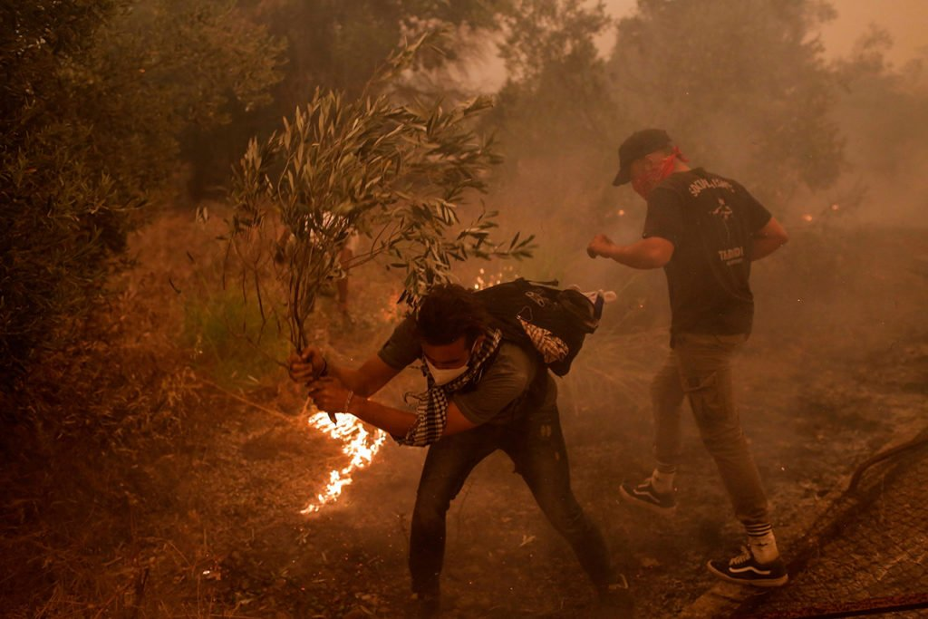 Incendios Grecia 3