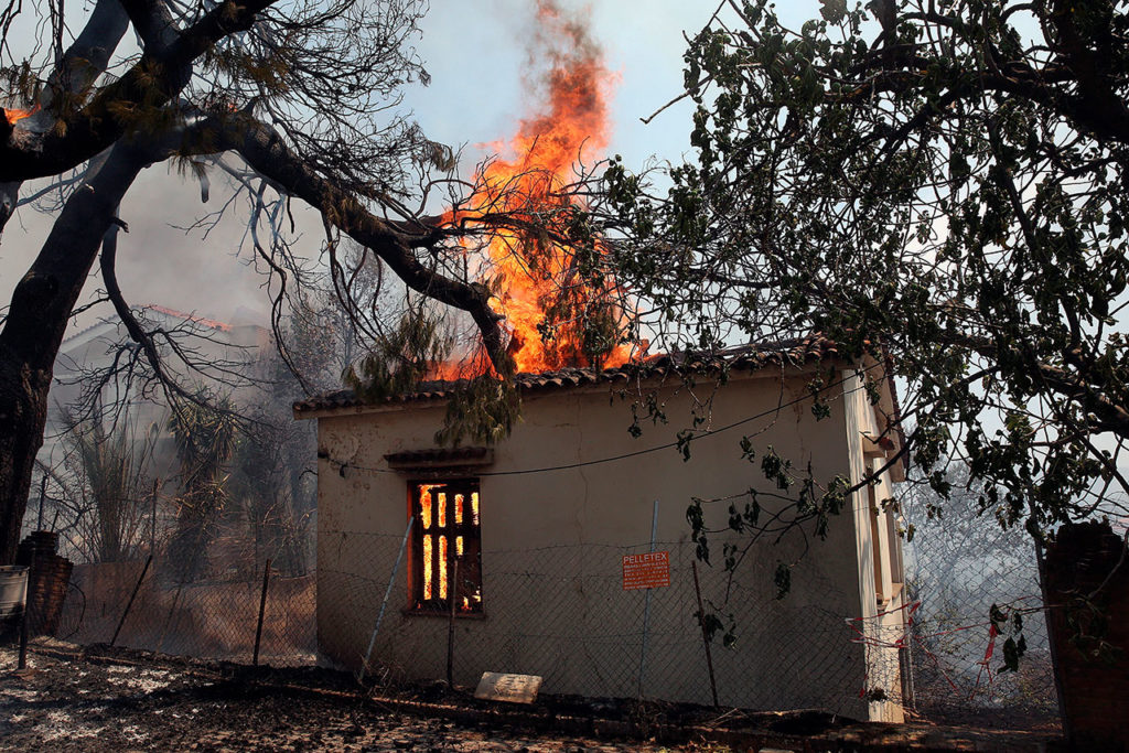 Incendios Grecia 4