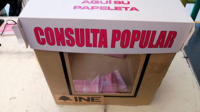 Consulta popular 10