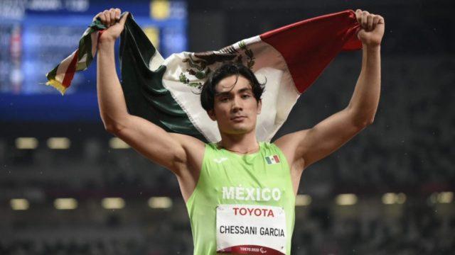 José Rodolfo Chessani Juegos Paralímpicos Tokio 2020