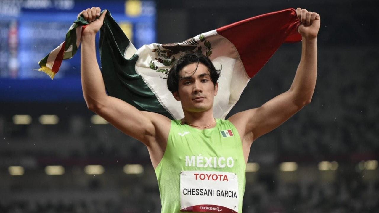 Atletas paralímpicos suman 2 oros y 2 bronces más para México
