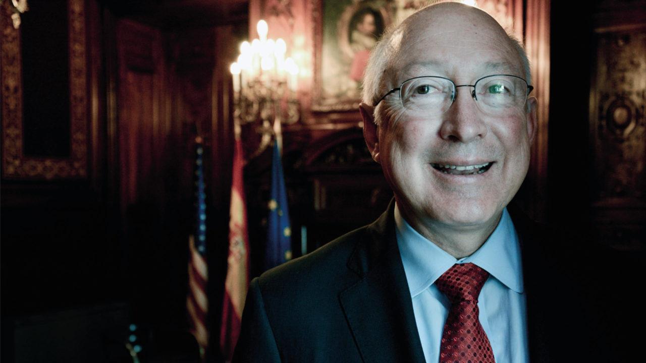 Confirman a Ken Salazar como embajador de EU; 'es buena noticia': SRE