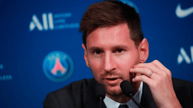 Leonel Messi Fichaje Preocupación