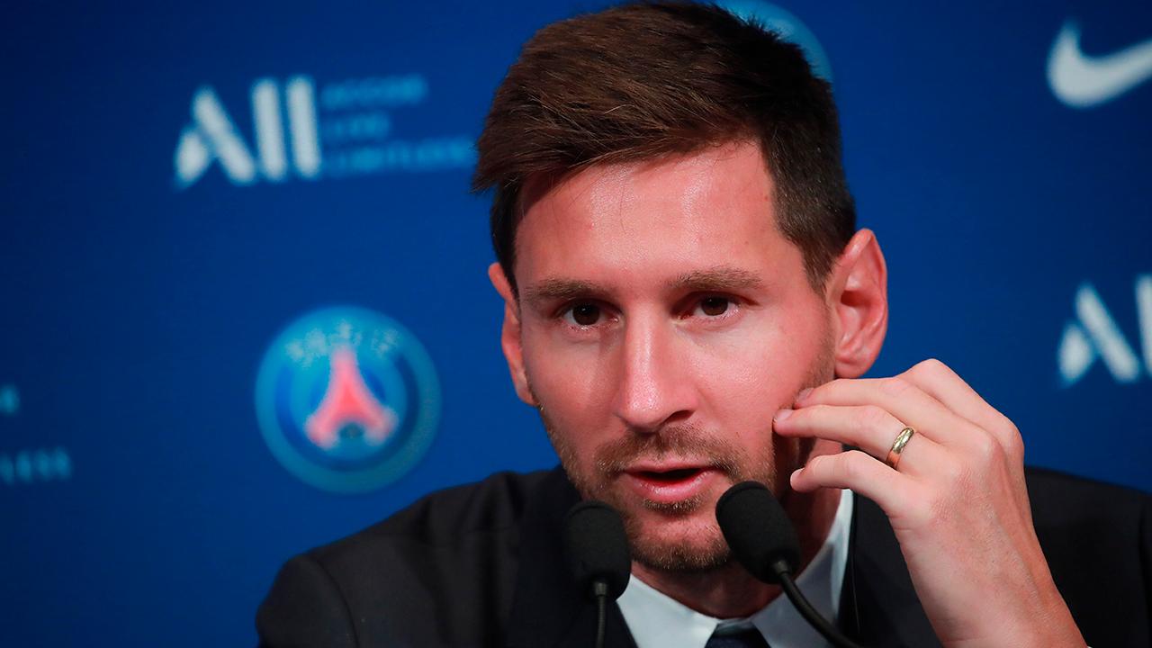 Así se vivieron los 5 días de fichaje de Lionel Messi