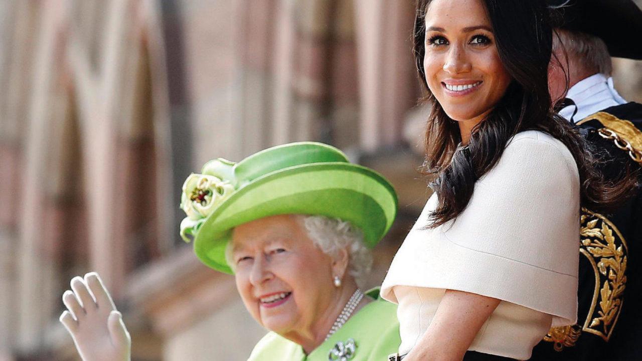 Reina Isabel felicita a Meghan Markle en su cumpleaños