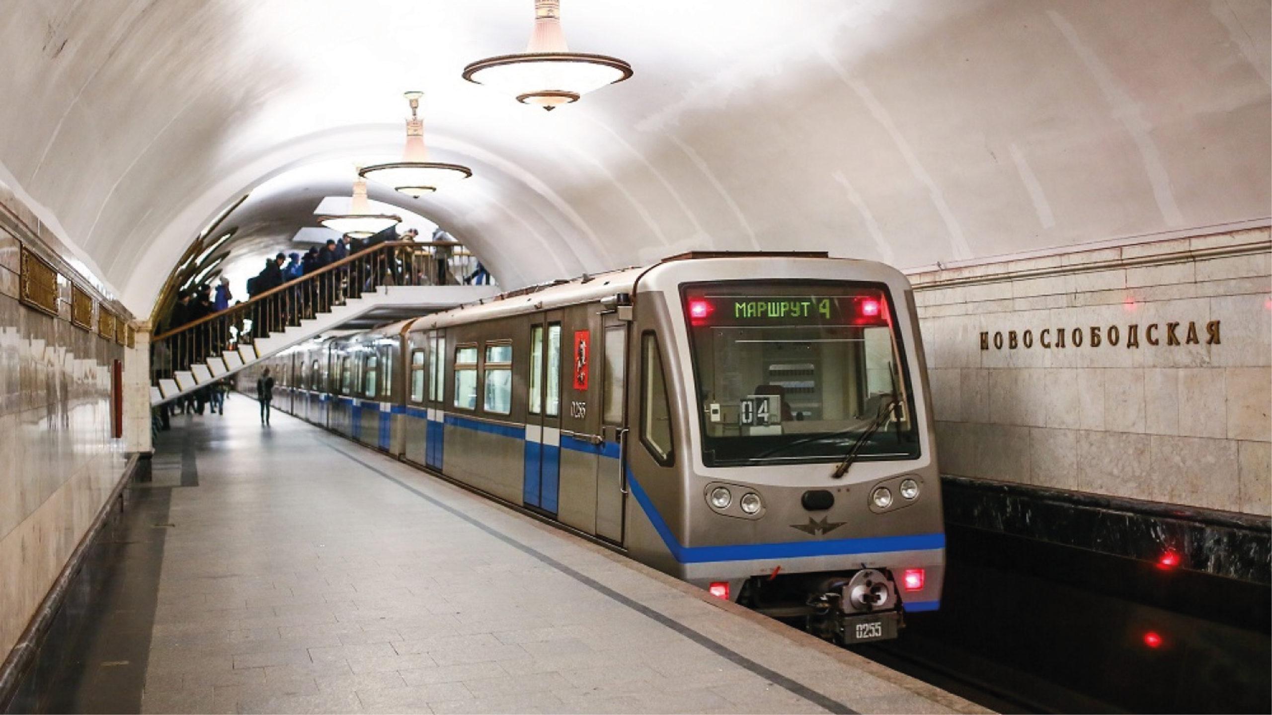 Metro de Moscú ya utiliza reconocimiento facial en lugar de boletos