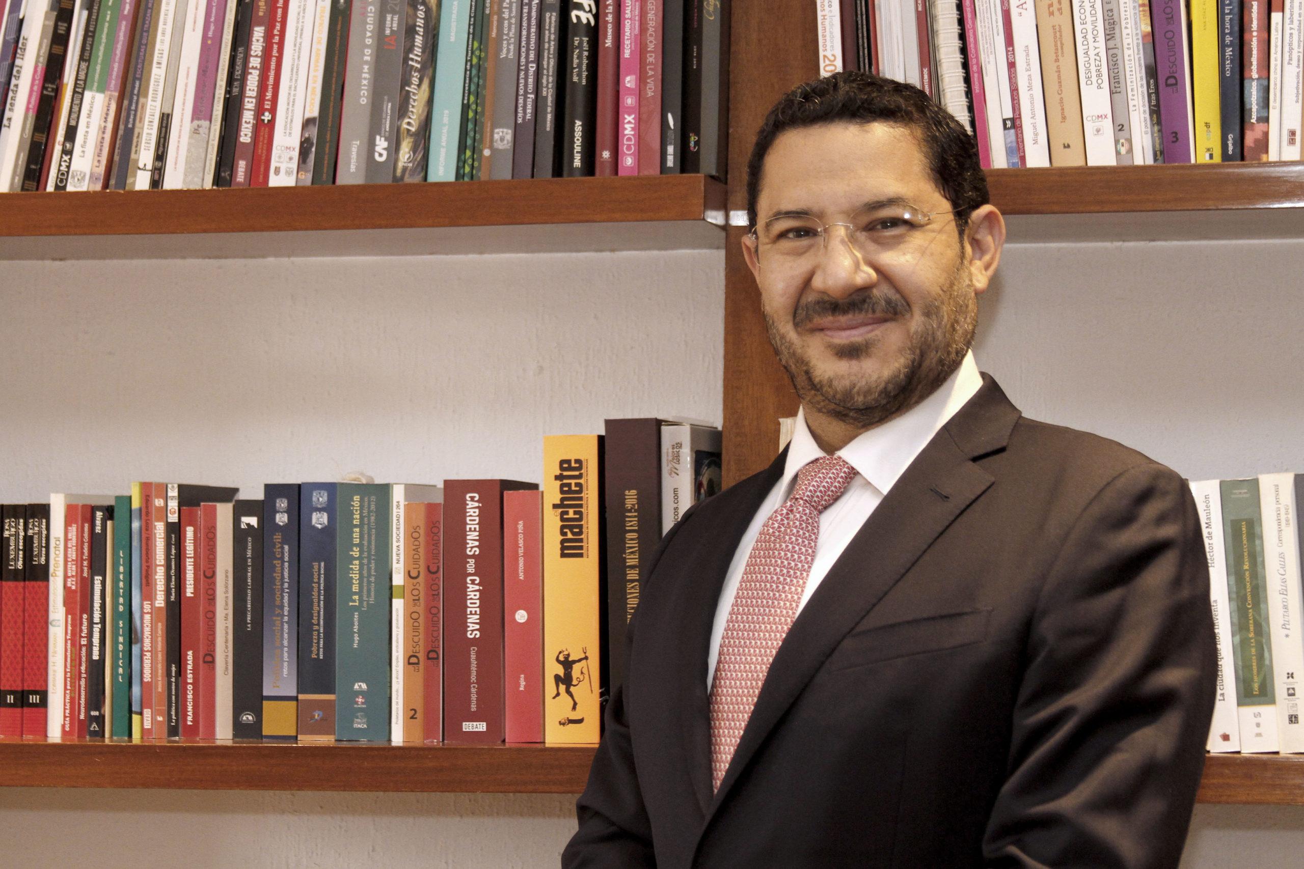 Entrevista | Necesitamos mover la rueda de la economía: Martí Batres