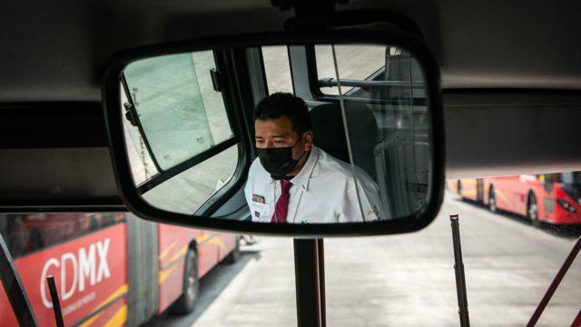 Metrobus uso de biocombustible