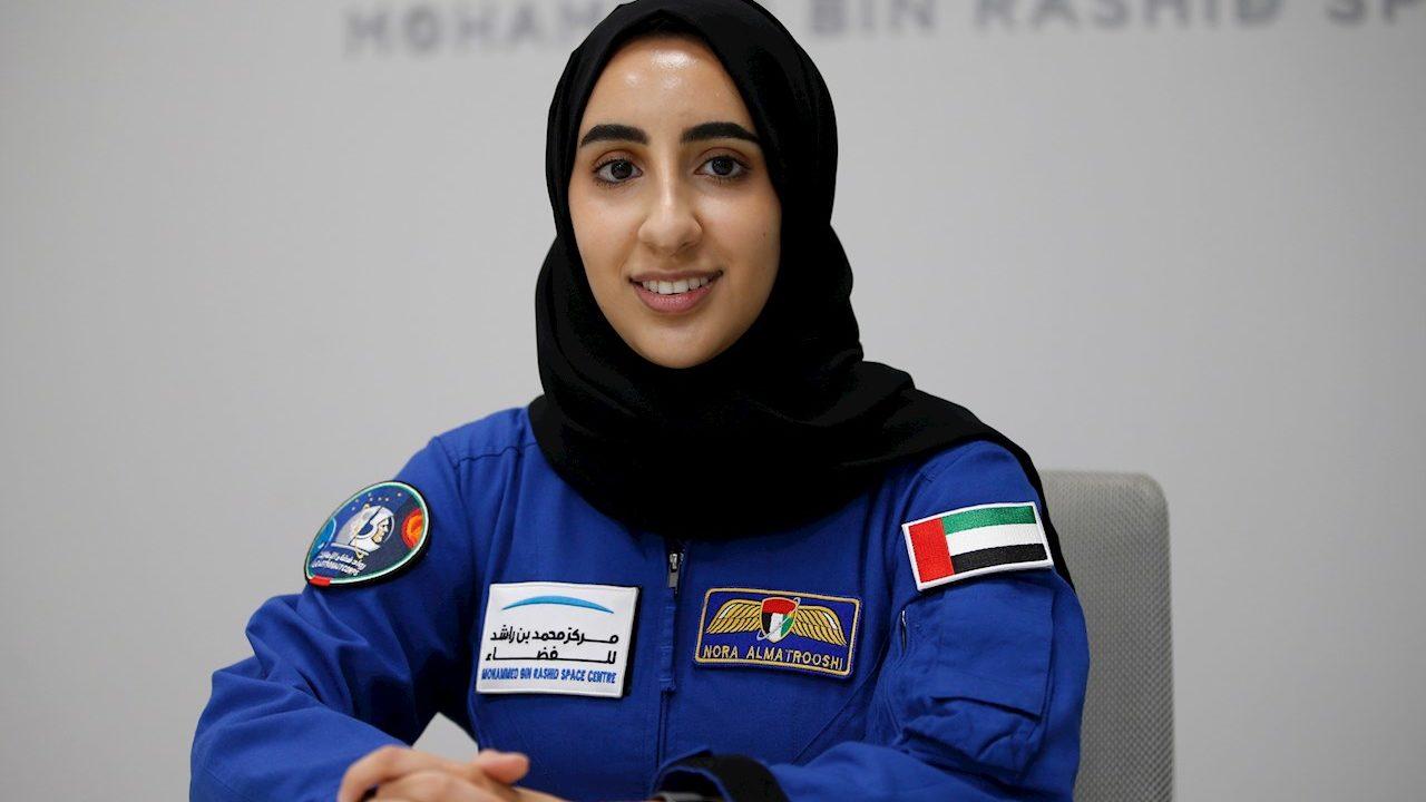 La historia de Nora Al Matrooshi, la primera mujer árabe astronauta